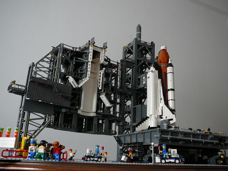 space shuttle lego moc - photo #26