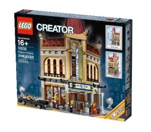 Boxnya besar seperti box lego set modular lainnya