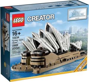 Set ke 3 dari LEGO Creator Expert.
