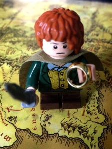 Lord of The Rings minifig