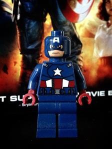 Captain America :)