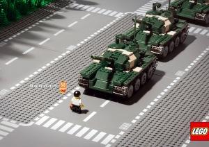 Ini favorit saya, menggambarkan peristiwa Tianamen yang sangatn dramatis.