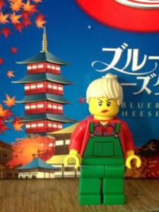 Lagi jalan-jalan ke Jepang :)