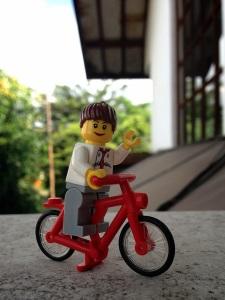 Naik sepeda yukk