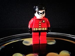 Robin, temennya Batman :)