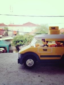 Tukang taksi