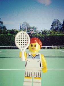 Pemain tenis wanita