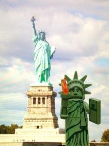Mini Patung Liberty :)