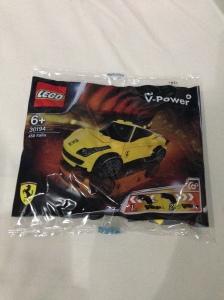 nah ini bungkusnya nih, saya kira pertama bukan LEGO resmi ternyata benar2 resmi dari LEGO