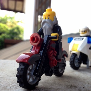 Pengendara Harley nih :)