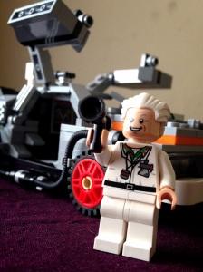 Doc lagi siap2 jalan ke masa depan :)