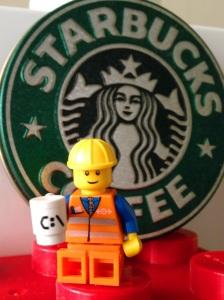 enaknya minum kopi :)