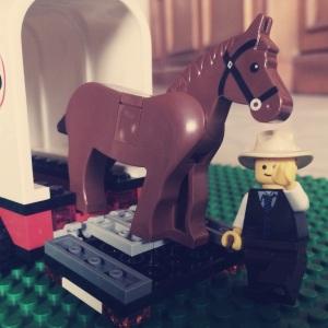 Nah sekarang keluarin deh kudanya :)