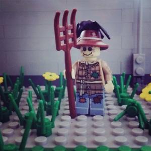 Penjaga tanaman nihh :)