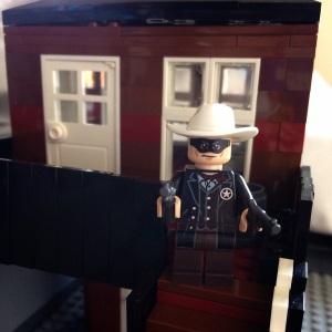 Penjaga kereta ato sherif yah? :)