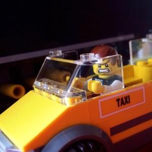 aduhh galak bener supir taksinyaa :)