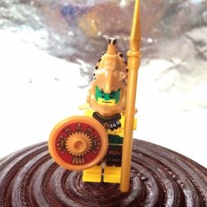 Aztec Warrior!! :)